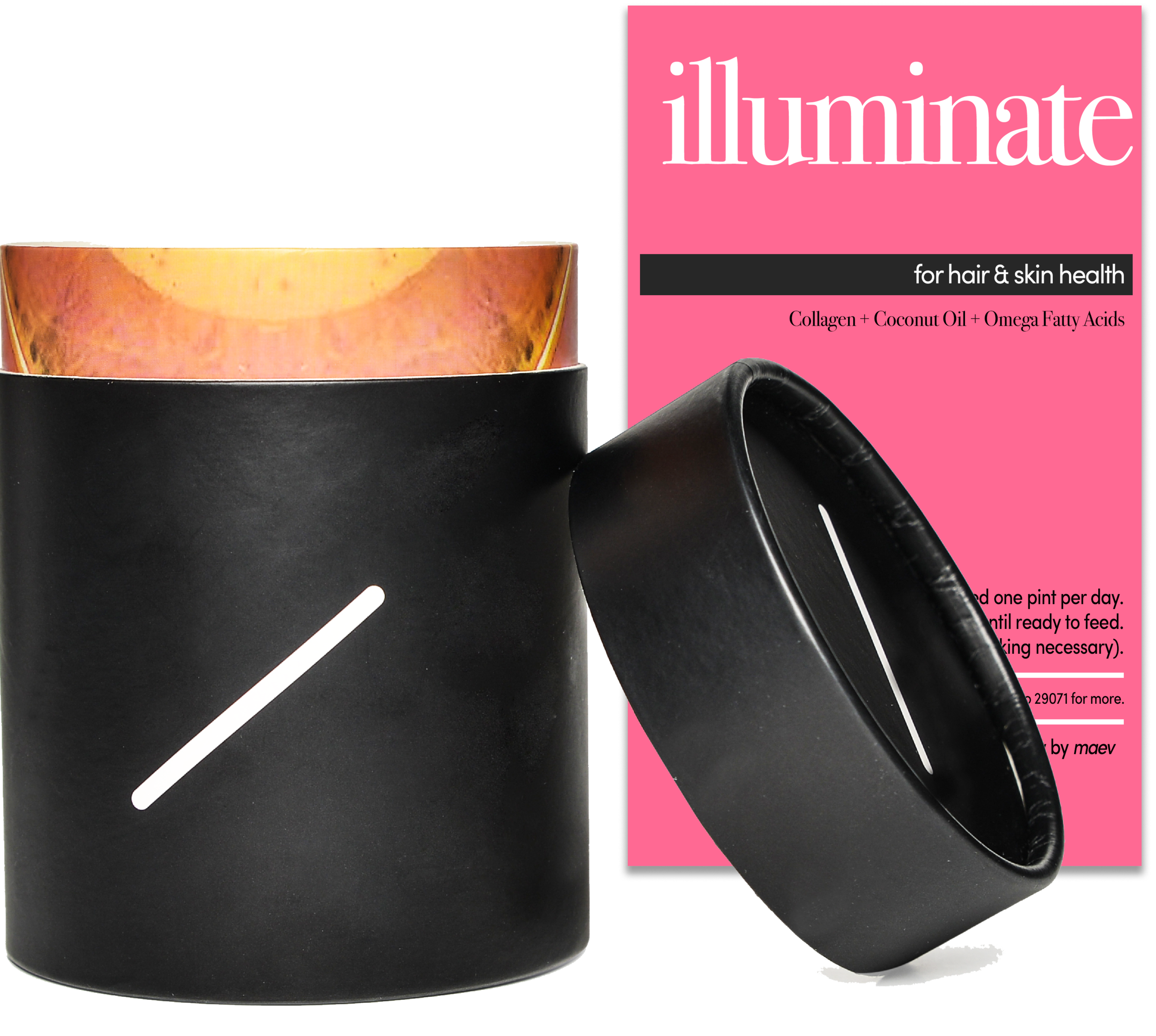 Illuminate: for Hair & Skin