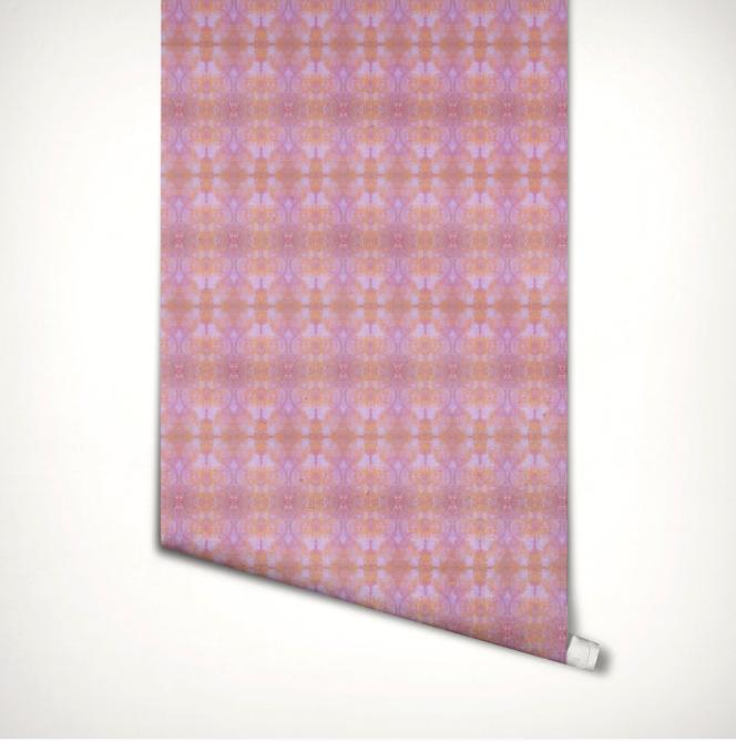 Fain Wallpaper: Poly-cotton / mold-mildew resistant