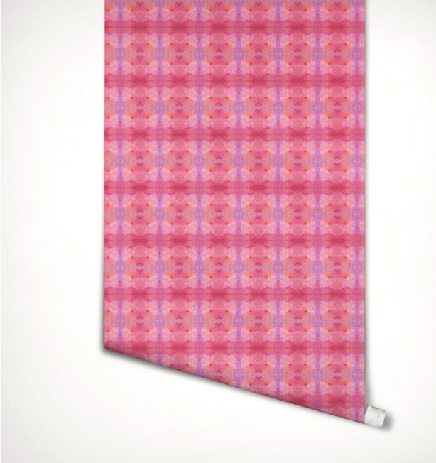 Keen Wallpaper: Poly-cotton / mold-mildew resistant