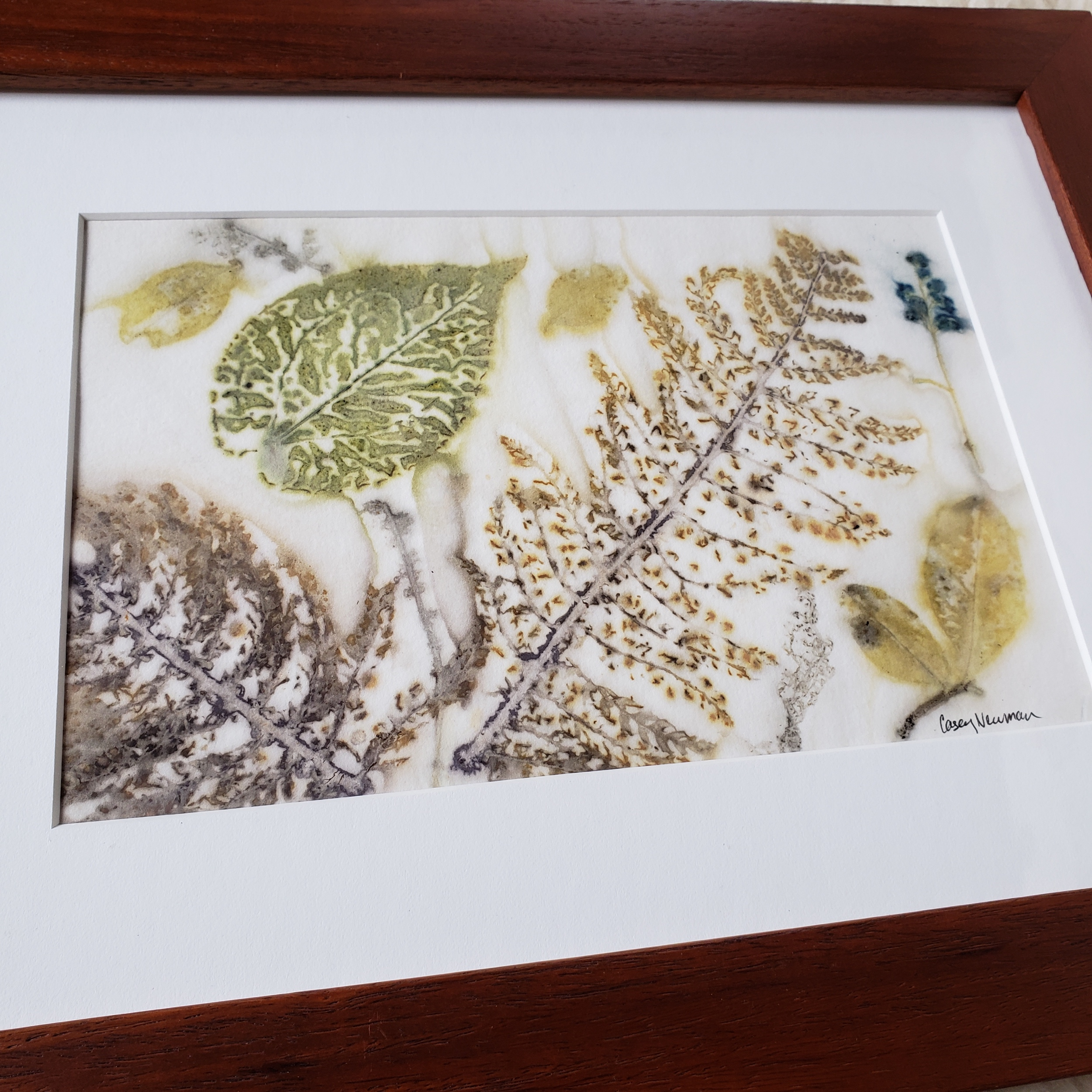 Botanical Print Art -