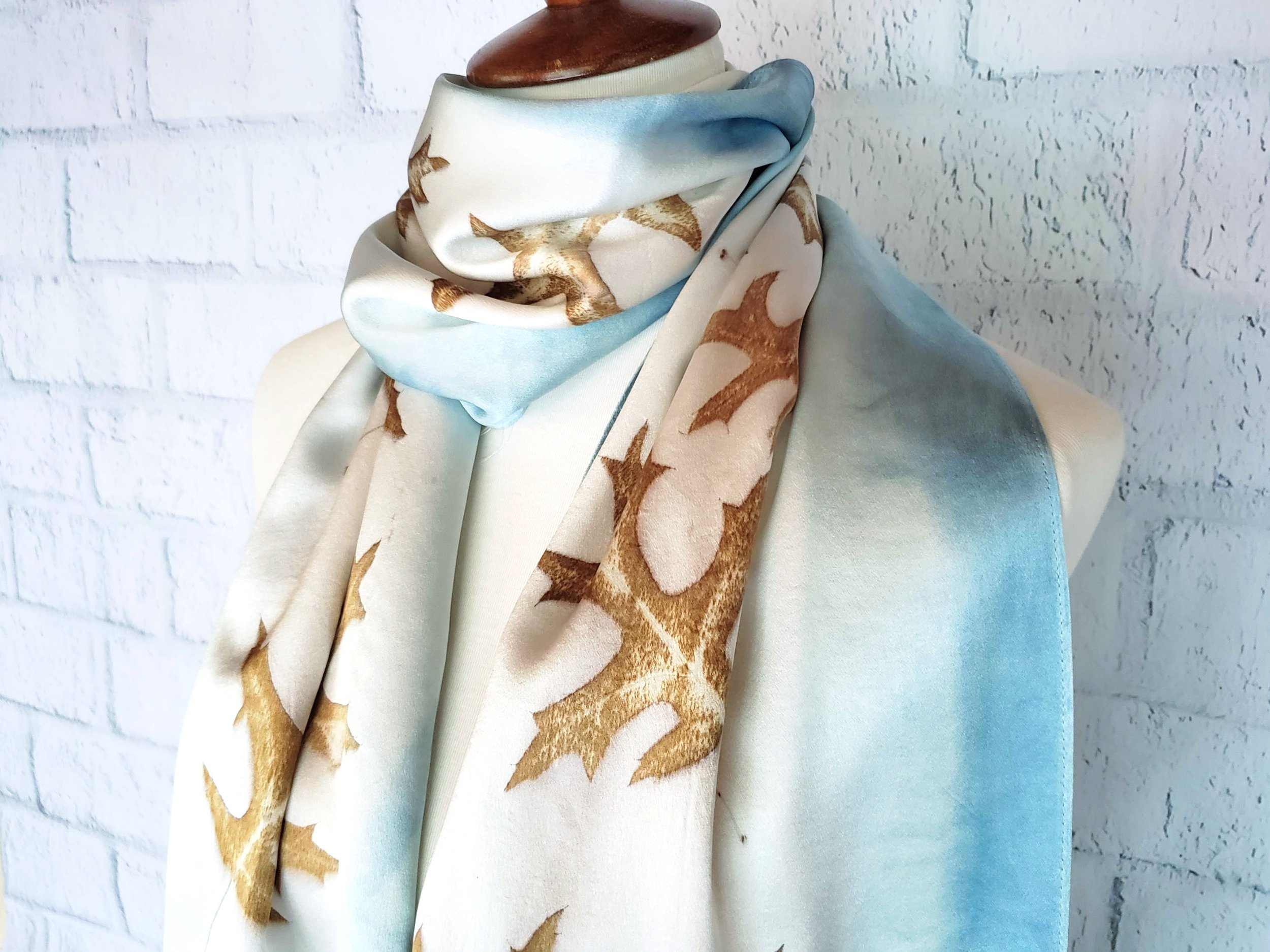 Silk Scarves -
