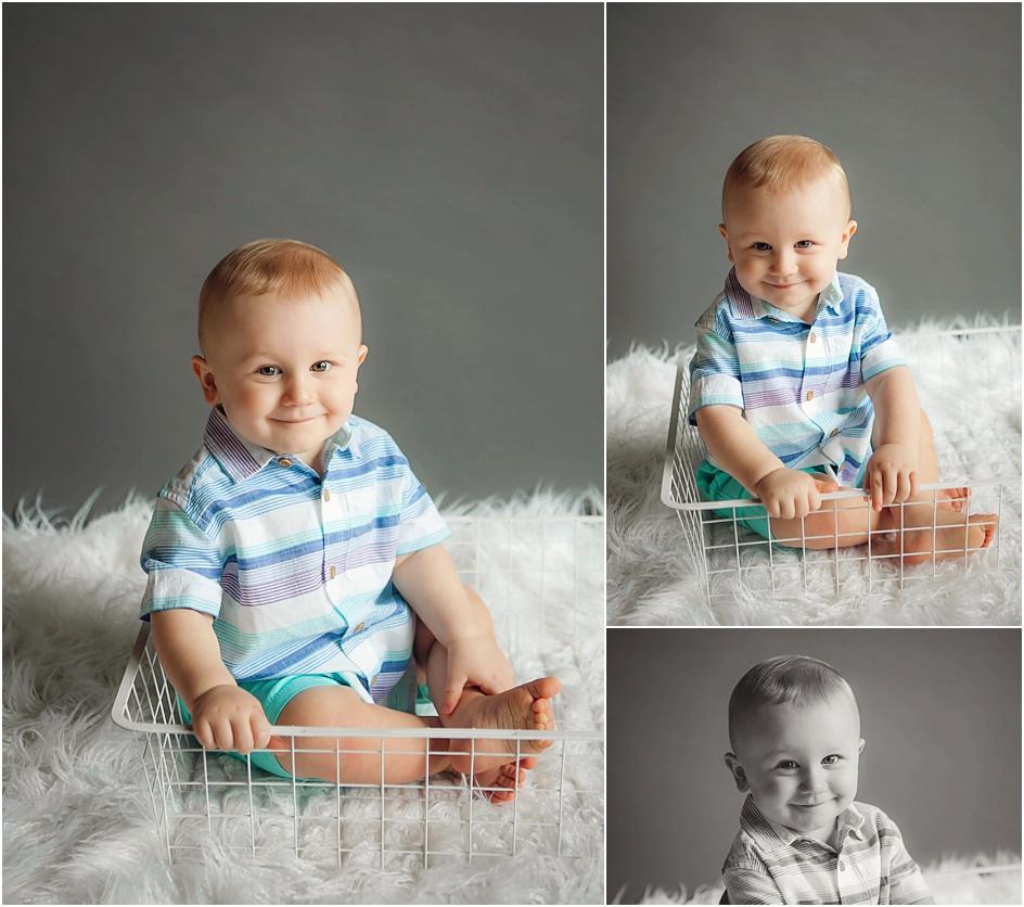 Precious, sweet, little Dexter
