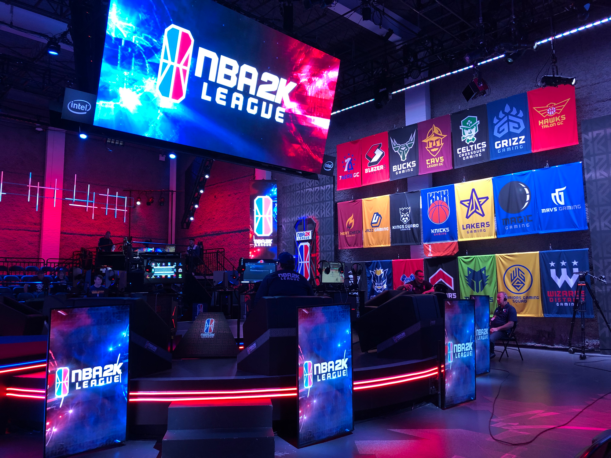 Coming of Age: How NBA 2K League Became a Hotbed of Production Experimentation In Just Its Second Season - Sports Video Group