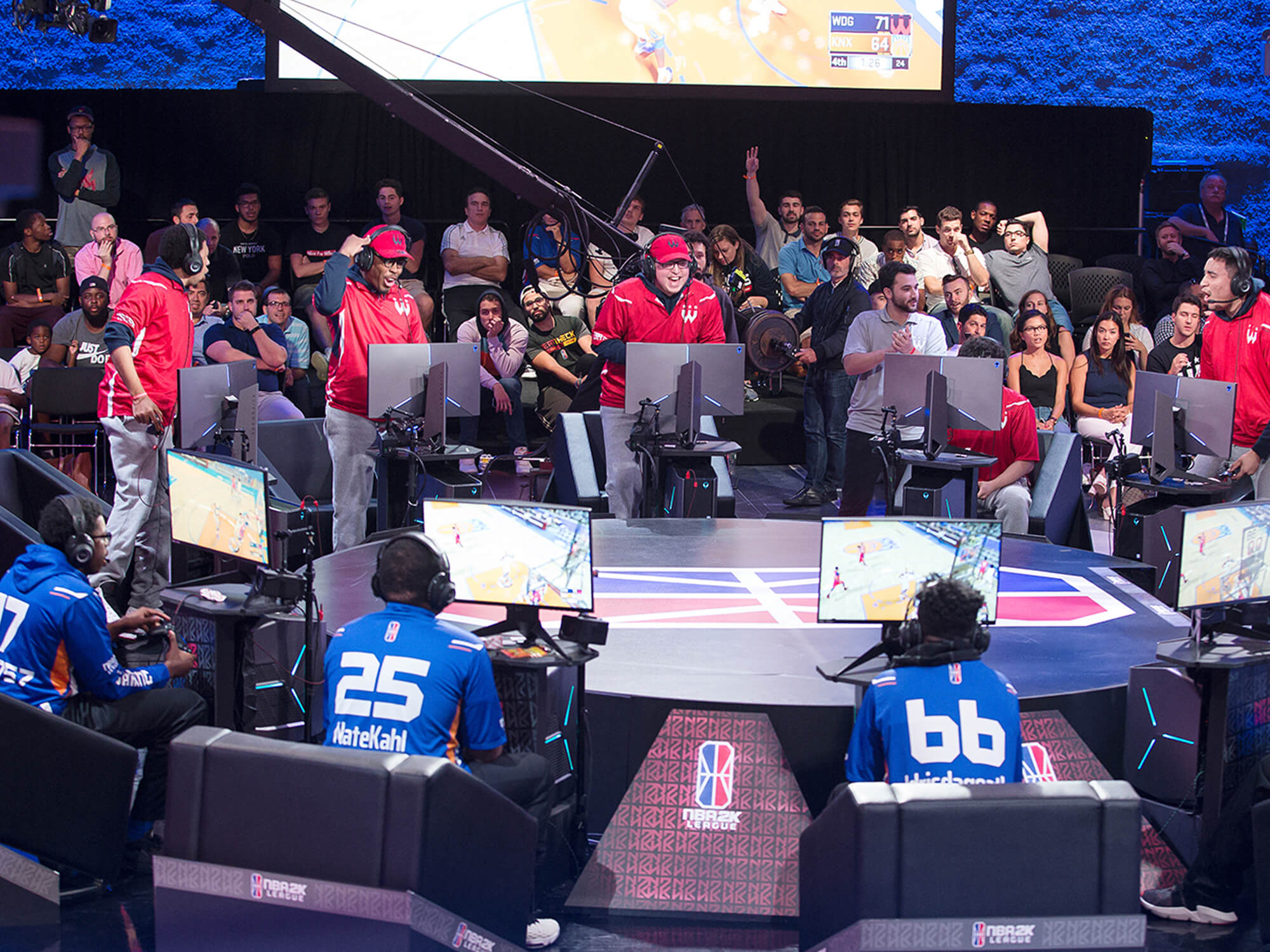 Traditional Sports Continue Dive Into Esports As 2K League Begins - Sports Business Daily
