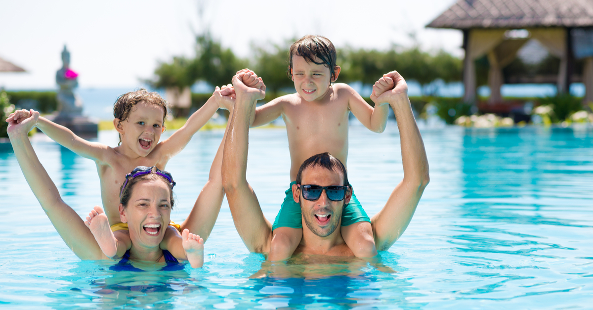 6 Family Friendly Bali Resorts Everyone Will Love - Click to read more