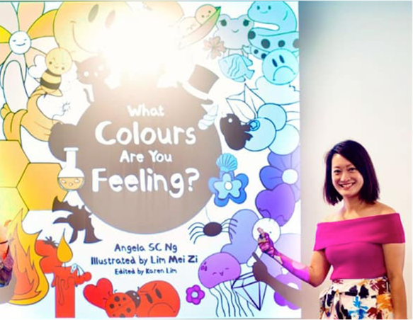 How Can Colours Teach Kids About Emotions Chalk Chakras