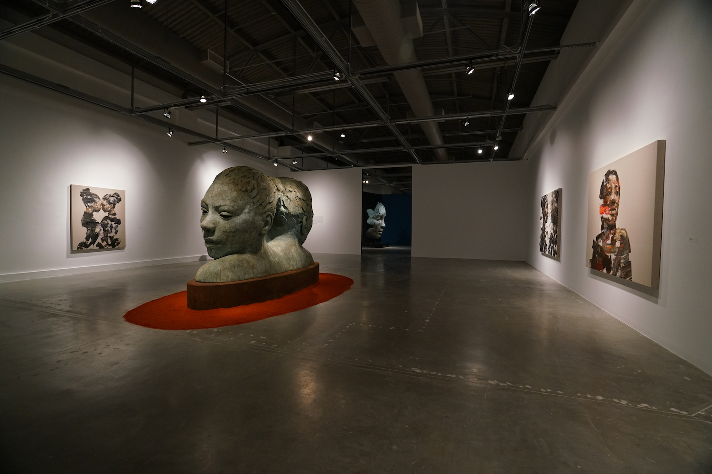Obscura - Solo Exhibition, Museum of Contemporary Art, Miami, 2018