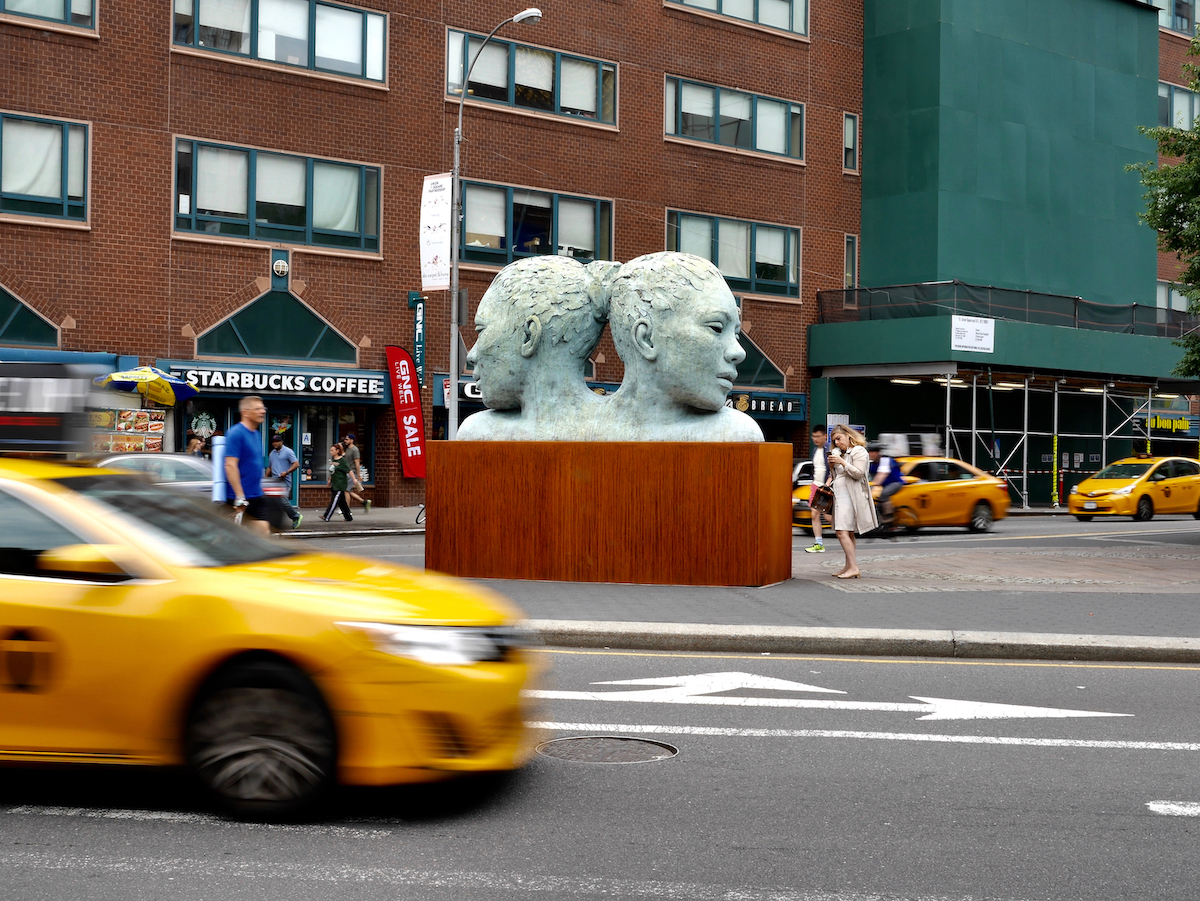 Public Installations - Influx, Cynthia-Reeves, Vermont, 2017Exposed, Helen Day Art Centre, Vermont, 2017Morphous, Union Square, New York, 2017