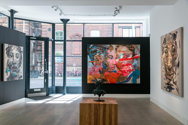 Destructure - Solo Exhibition, Everard Read, London, 2019