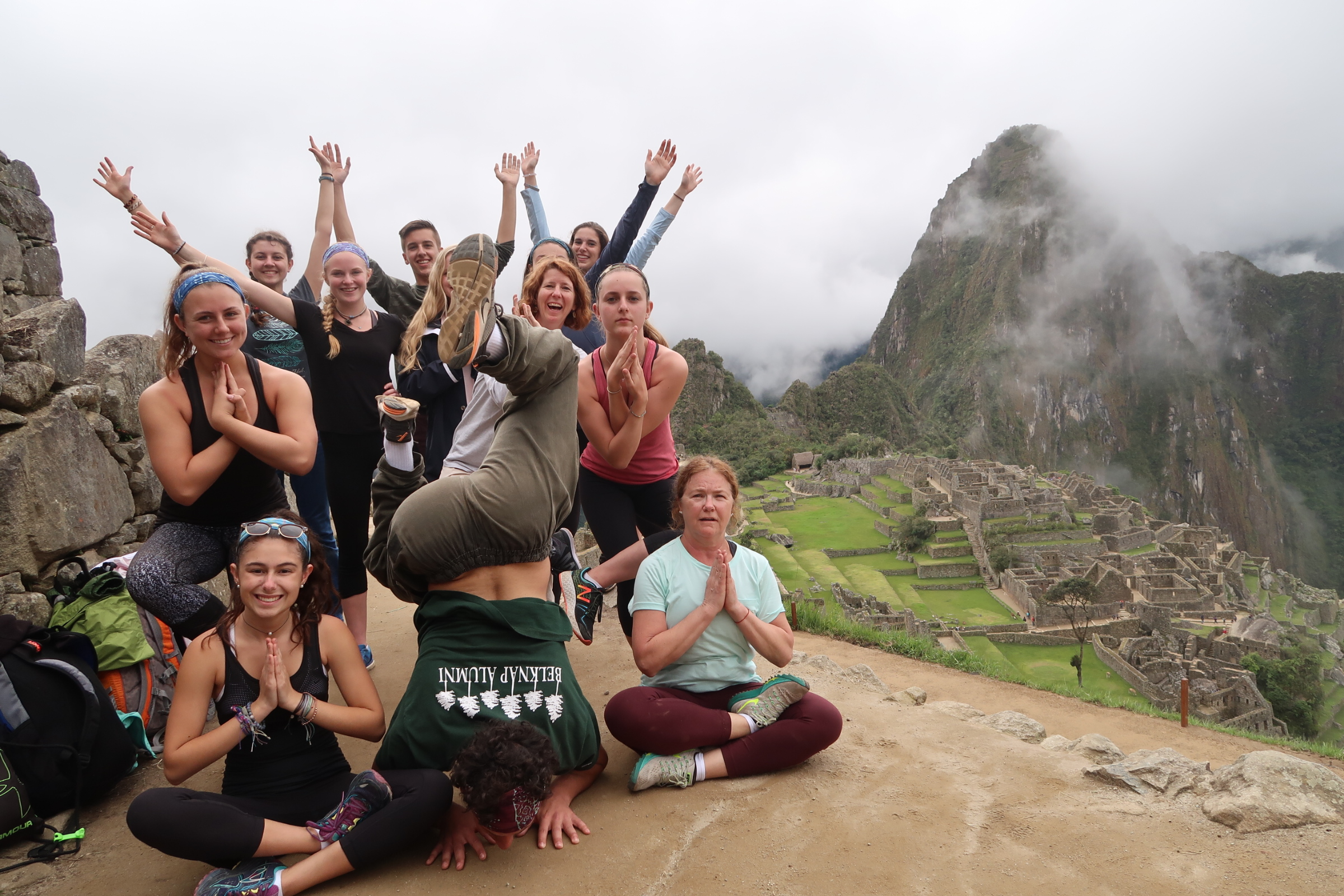 Abroaden Machu Picchu - This trip is set up for the traveler who wants to experience everything and to have it all set up for them. This trip includes 3 days of volunteering, plenty of activities and a complete trip to Cusco and Machu Picchu. Just pack your bags and we will take care of the rest! Learn more →