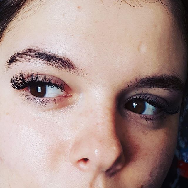 Now offering lash extensions!  Throughout July we have 10% off all lash extensions.  #sheffieldlashes #volumelashes #russianlashes #svslashes #classiclashes #lashprosheffield #lashartist