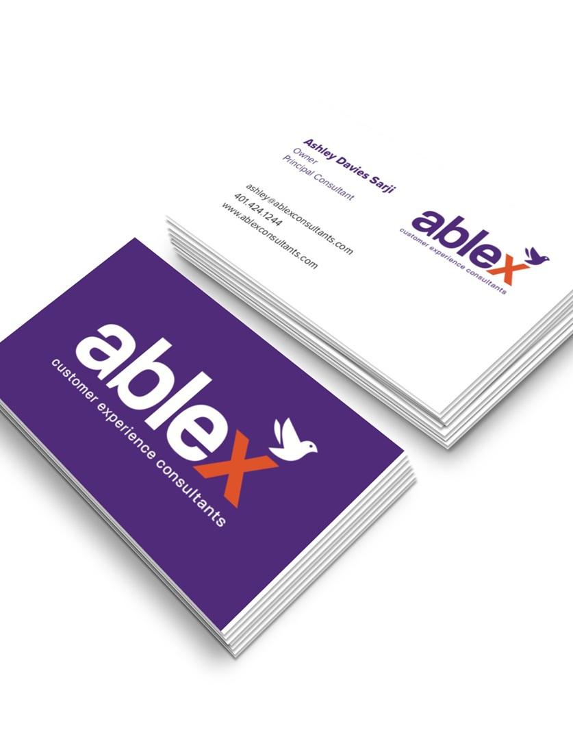 ABLEx  | Logo Design