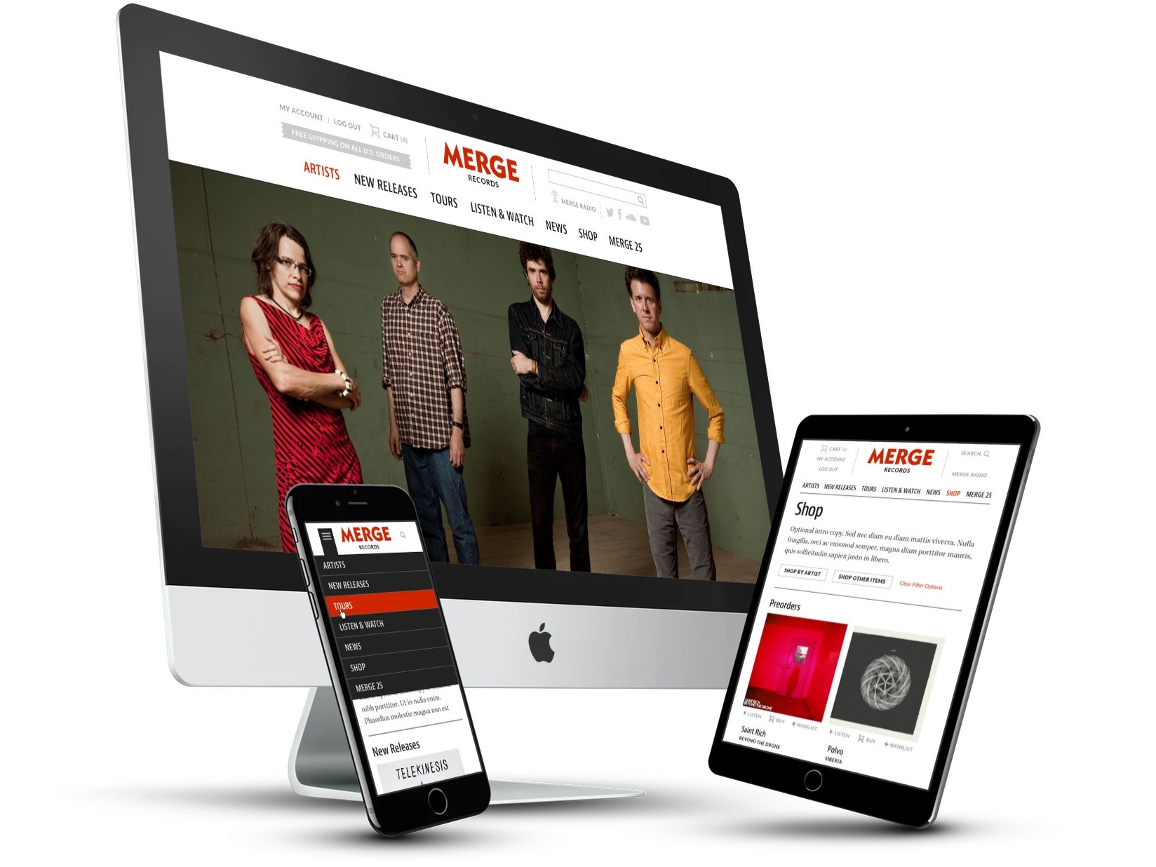 Inside the Redesign of Merge Records  | Case Study