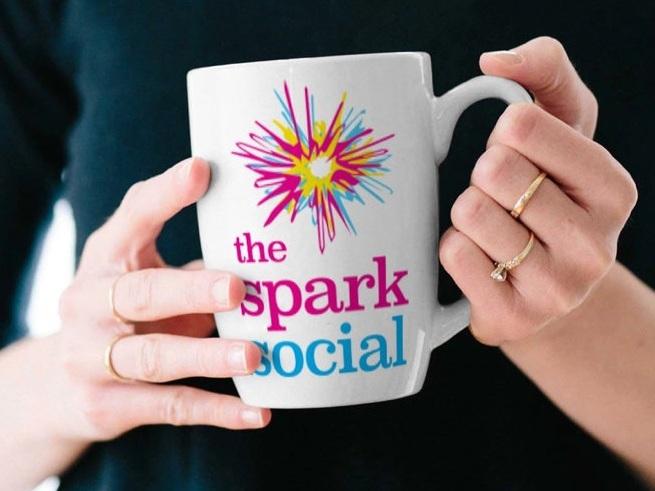 The Spark Social | Branding