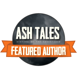 Ash Tales - Featured Author Badge