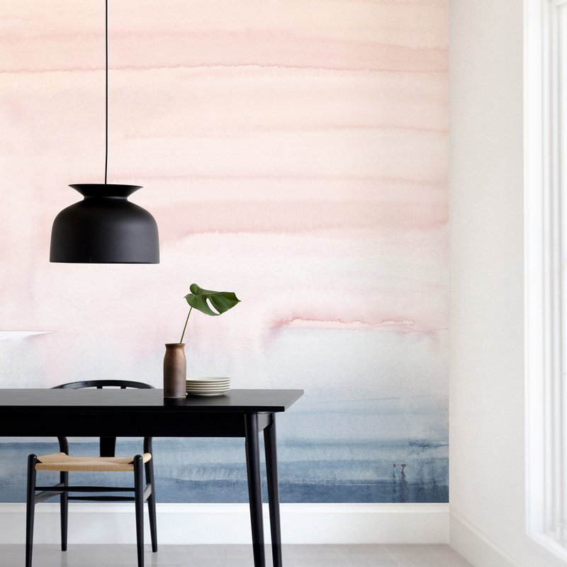 Minted Wall Mural