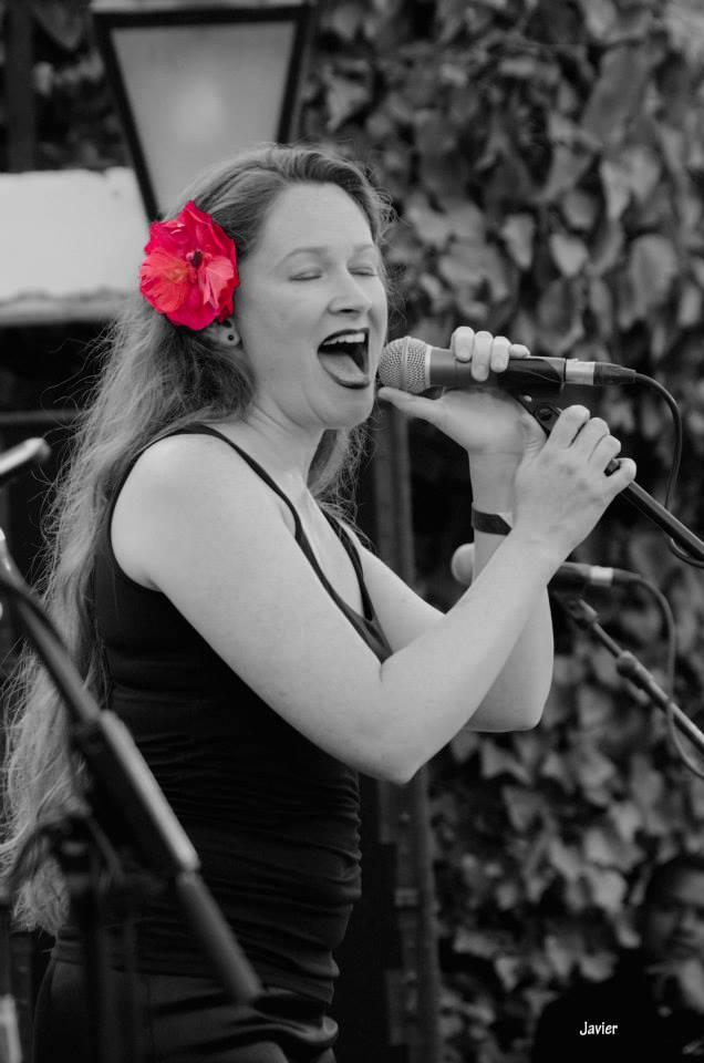 Renee and The Moochers @ Mijas Blues Festival, Spain