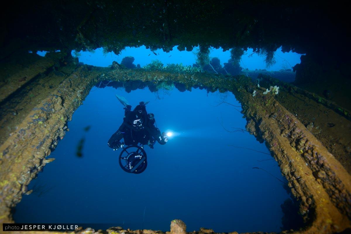 90Heian Maru Diver on Scooter.jpg