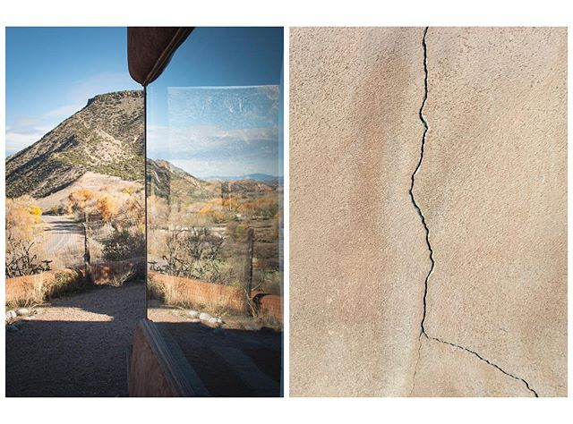 'DISCOVER/Y is a collaboration with @jody_poorwill and @hanlongems. 'DISCOVER/Y' isa visual conversation with Jody and Meghan from a trip they took to New Mexico late in 2018. This book is a Limited edition of 150 copies. Each copy is hand numbered. DISCOVER/Y is 44 pages printed on 100 lb paper. You can order this book via the link on this account. We are excited to share our adventures with you with this book. (L) Jody (R) Meghan