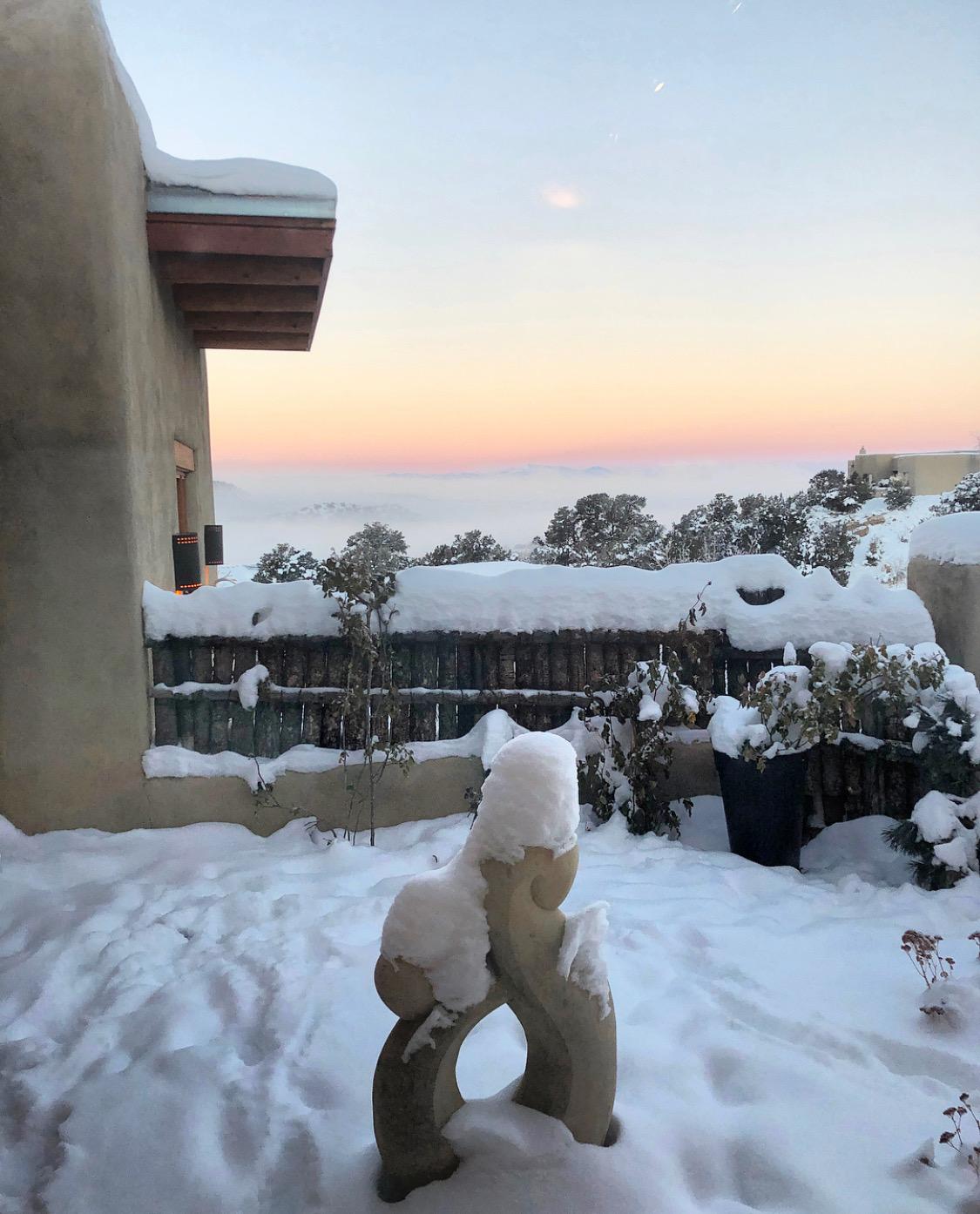 Winter - find the balance of this restorative season