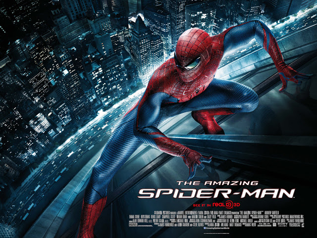 The Amazing Spiderman Poster.jpg