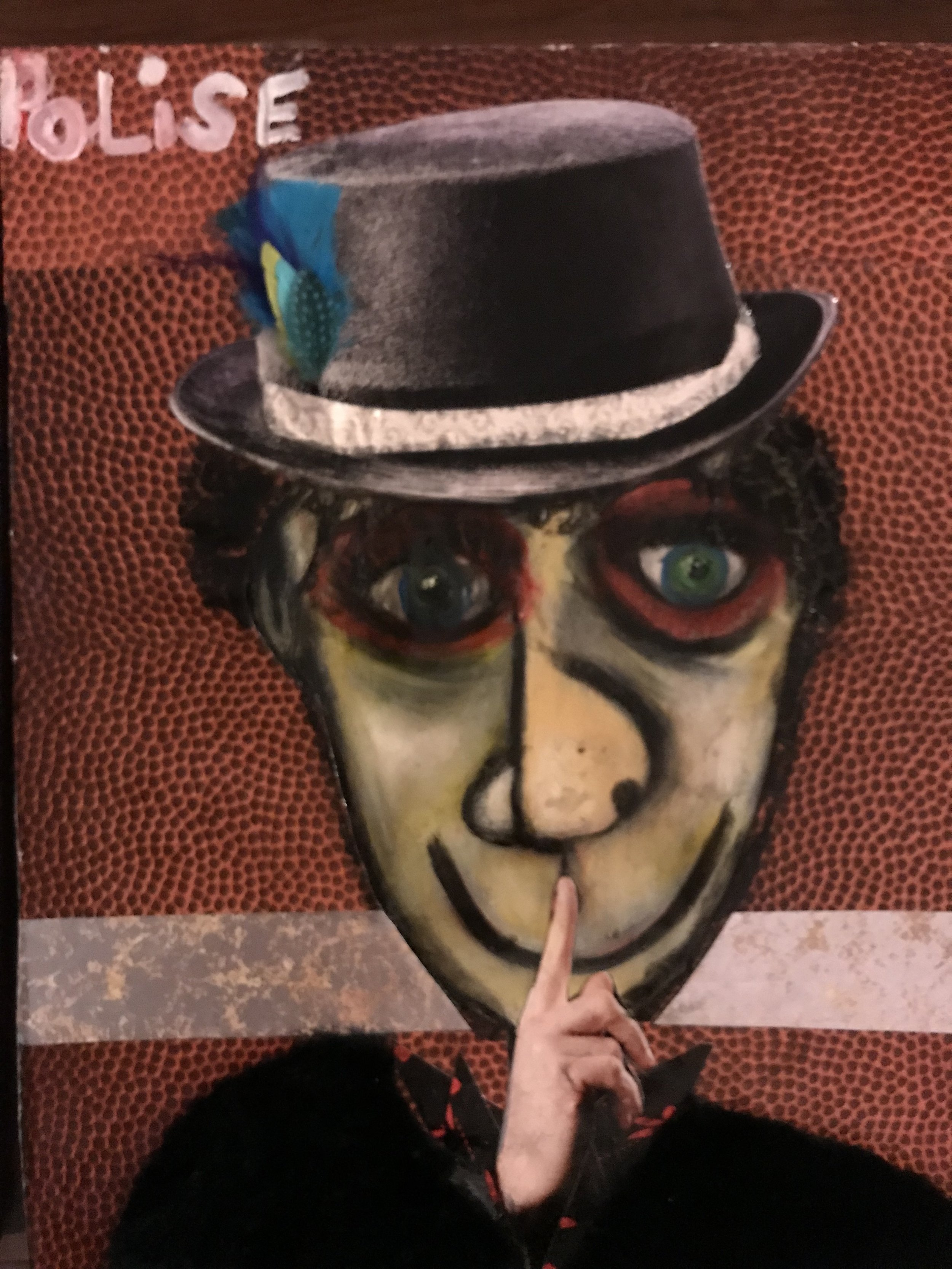 eric polise sherlock holmes image for spread in puppet master magazine issue 1.JPG