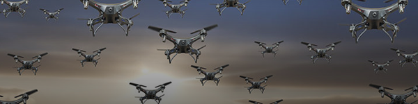 COMPETITIVE INSIGHTS ON unmanned aerial vehicles, droneS & networked business models - Drones & Swarms