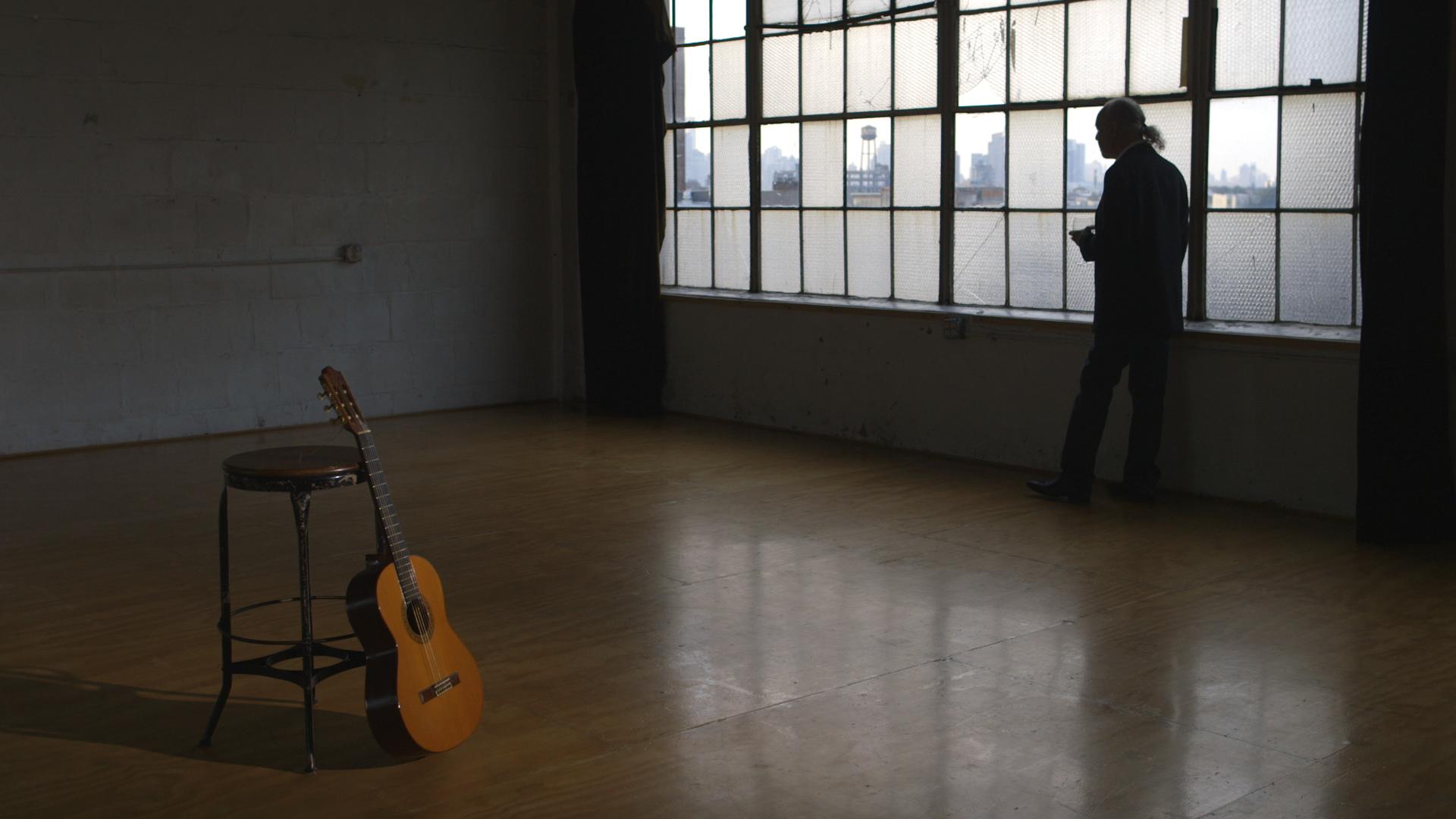 Composer/Guitarist Eric Kamen