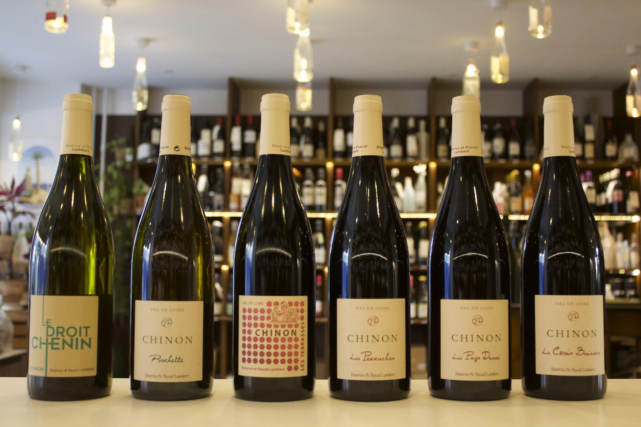 Wine Night Stand - Pascal Lambert