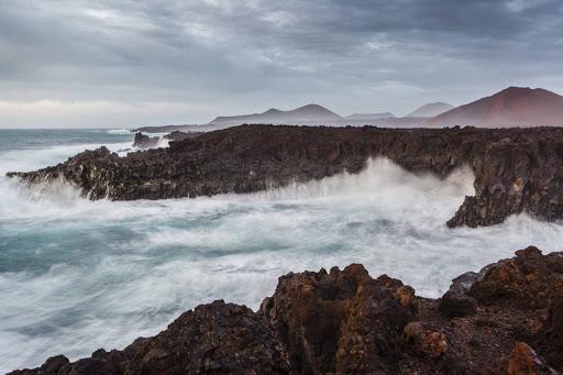 Lanzarote in the Canary Islands: Los Hervideros