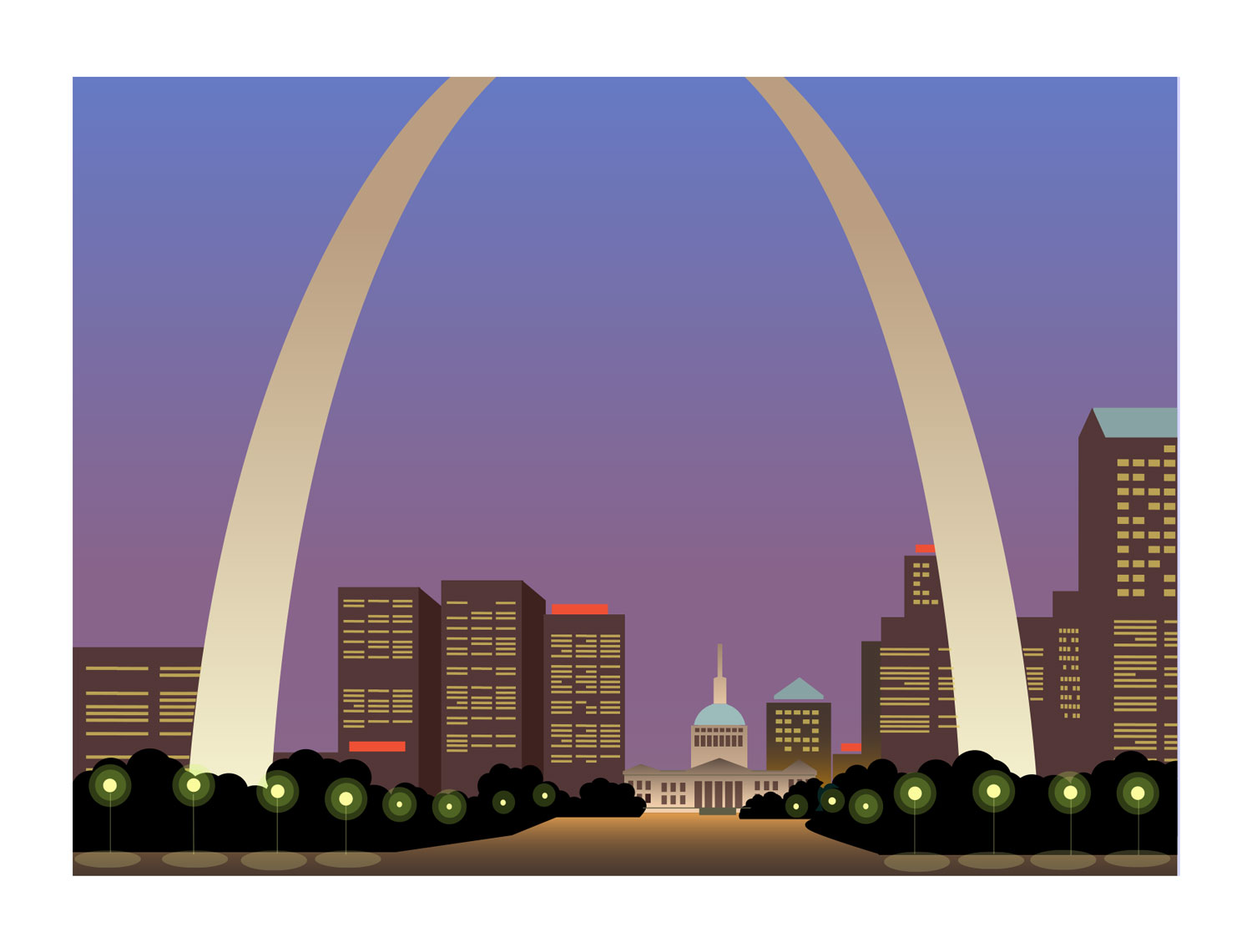 Missouri # (St. Louis)