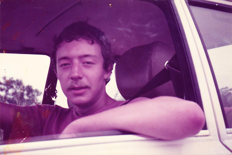 1983 - Wie alles begann - 1983 habe ich angefangen für ein lokales Taxiunternehmen zu fahren. Als jüngster Taxifahrer Aschaffenburgs.