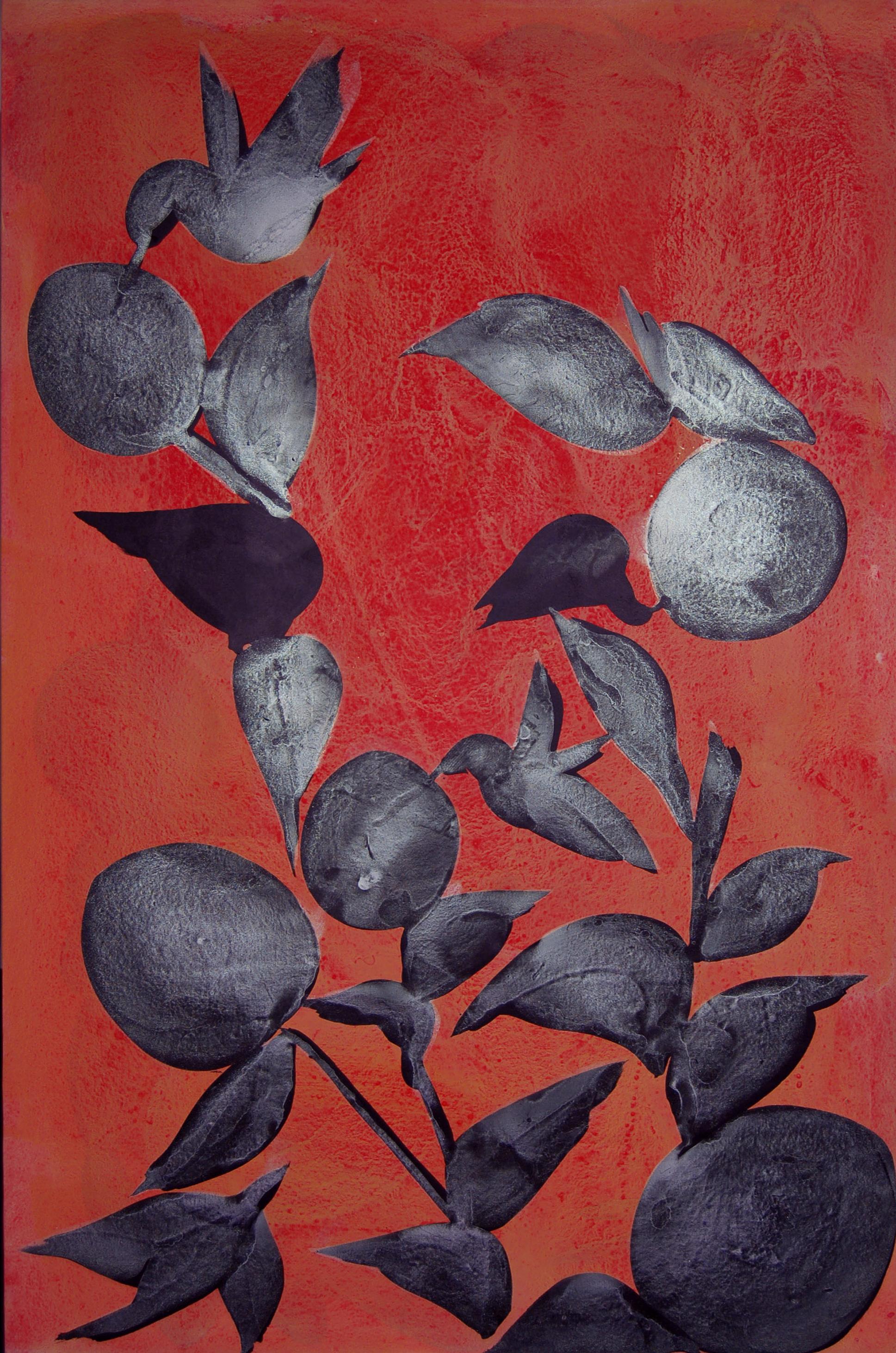 SoHyun Bae, PB Original, 2007, acrylic on canvas, 150 x 100 cm