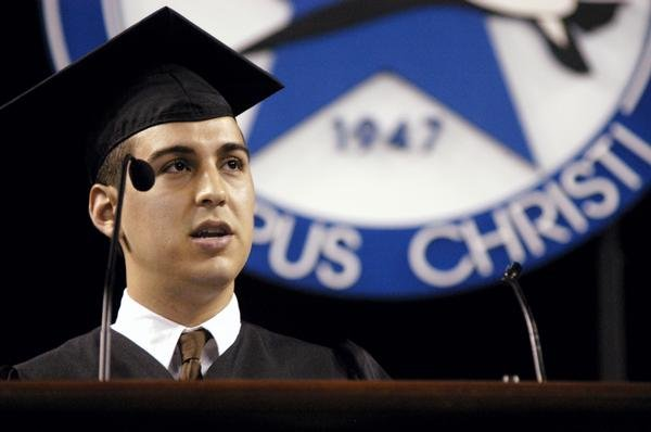 2009 - Keynote Speaker at Texas A&M University - Corpus Christi Graduation