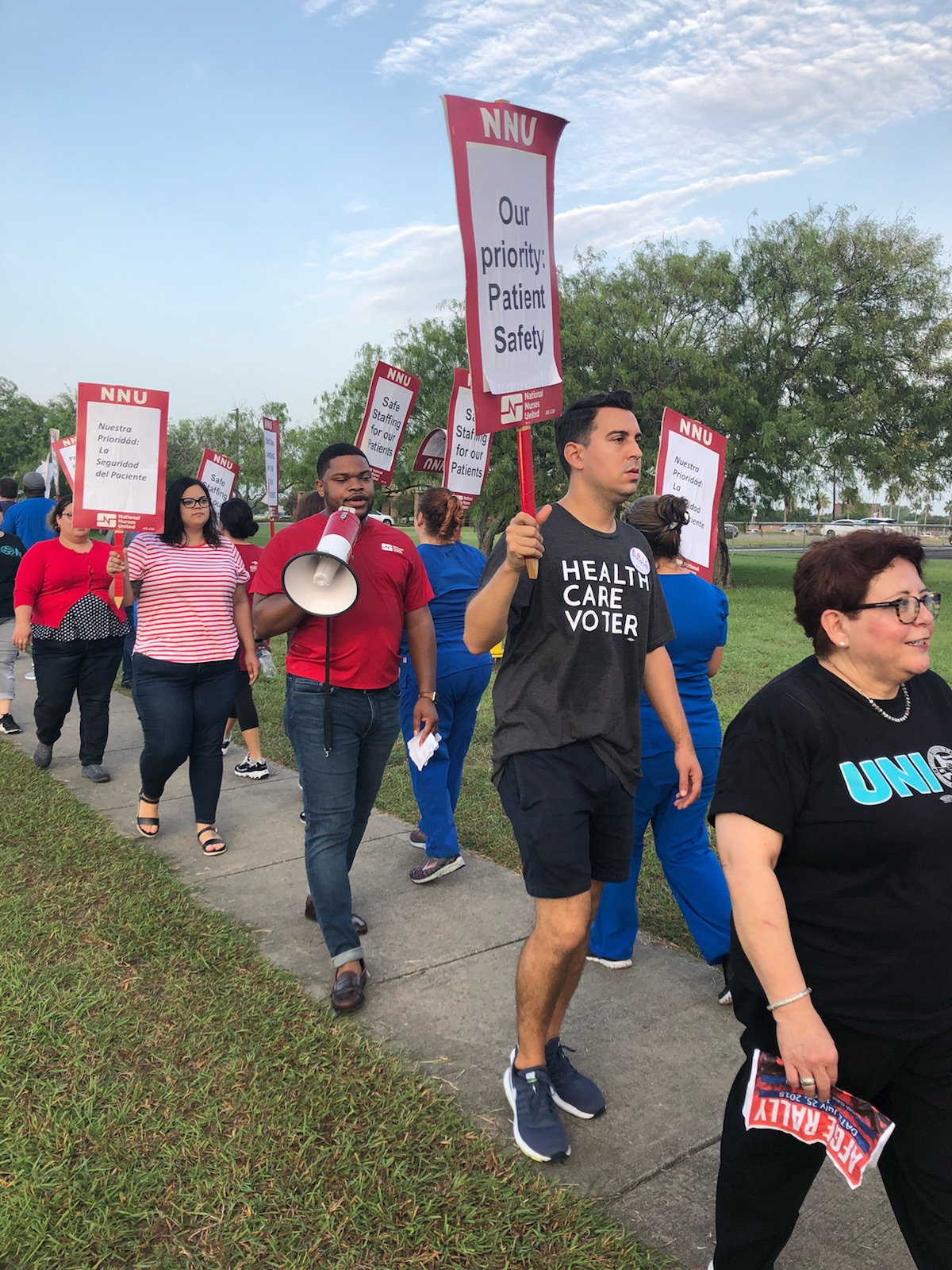2018 — Advocating for nurses & patients in Nueces County