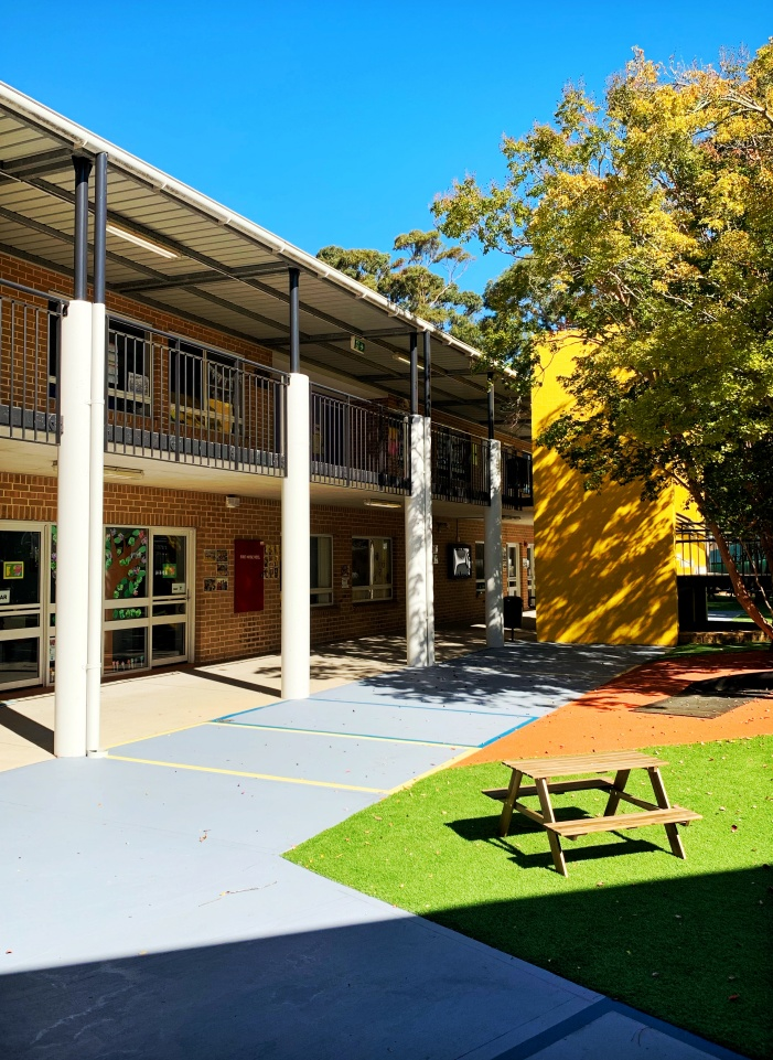 Pacific Hills | Education | Dural