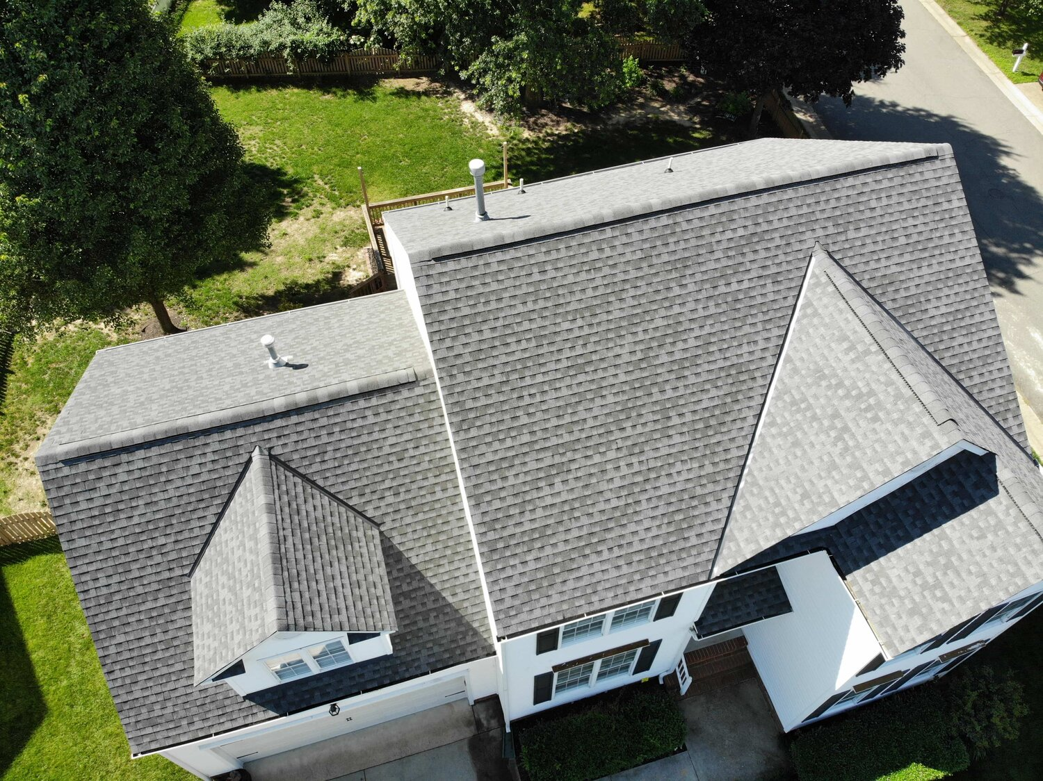 Roofing Piece Of Mind Roofing Questions Sliding Hill Roofing