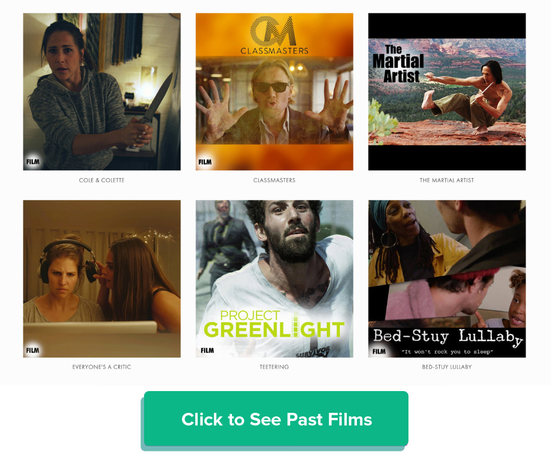 GET IT MADE: S05 - GIM is a community for screenwriters and filmmakers supported by industry professionals and top brands to get your script made.