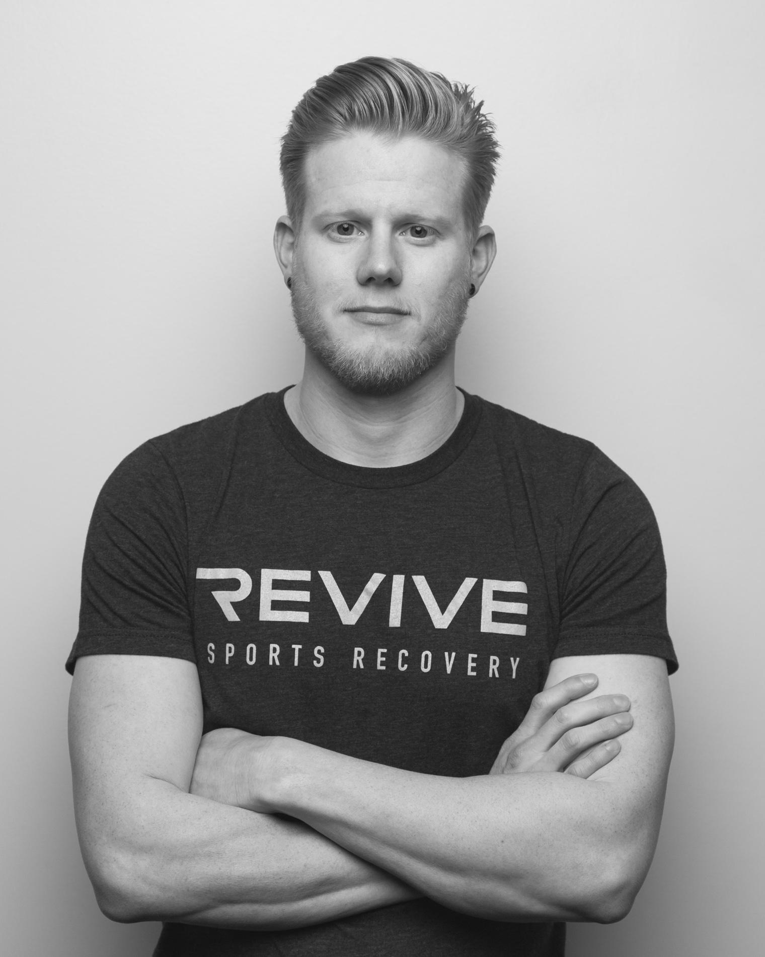 Steven Mason - Co-Owner + FounderStretch & Massage Therapist