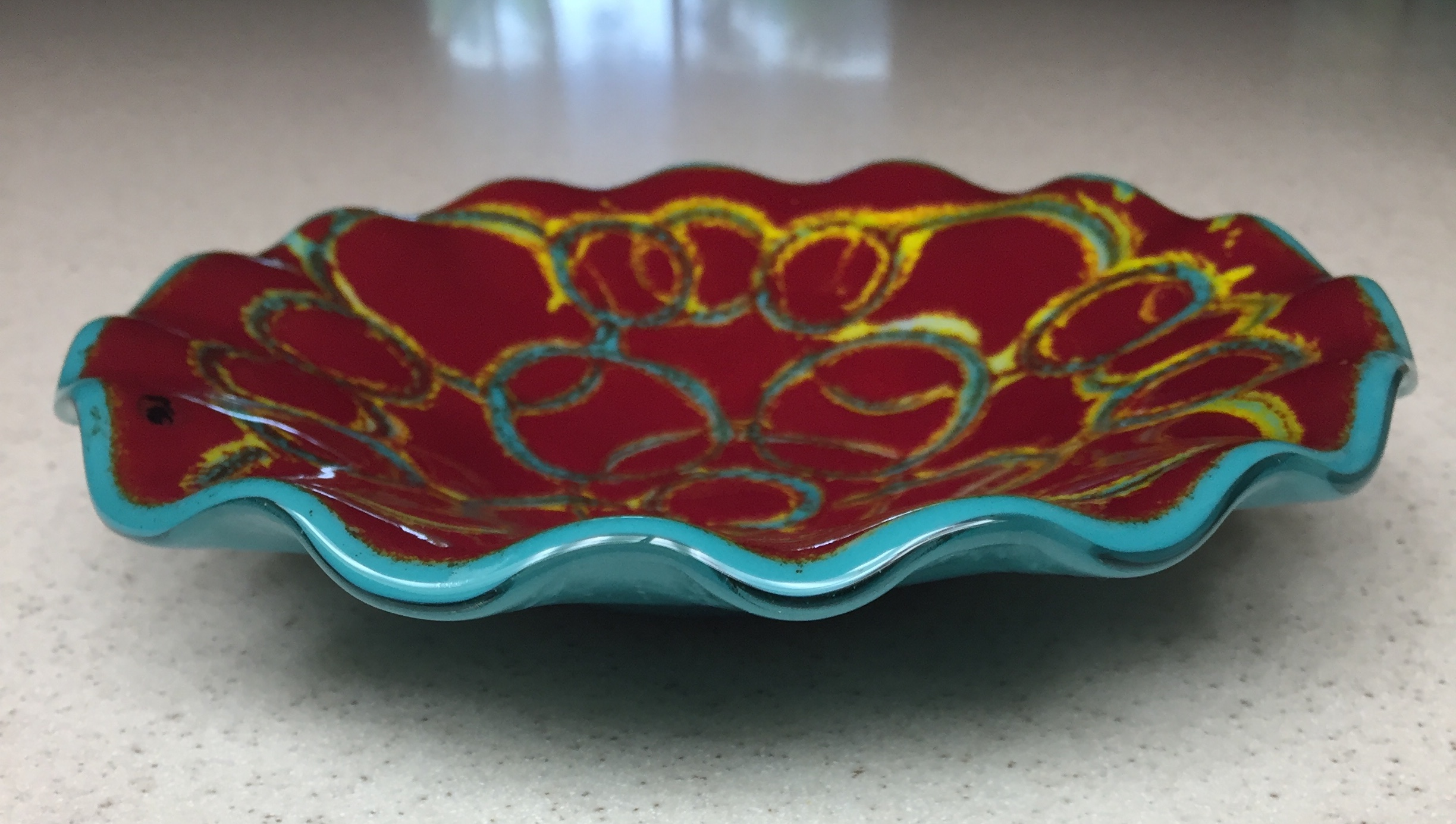Glasswork by Mary