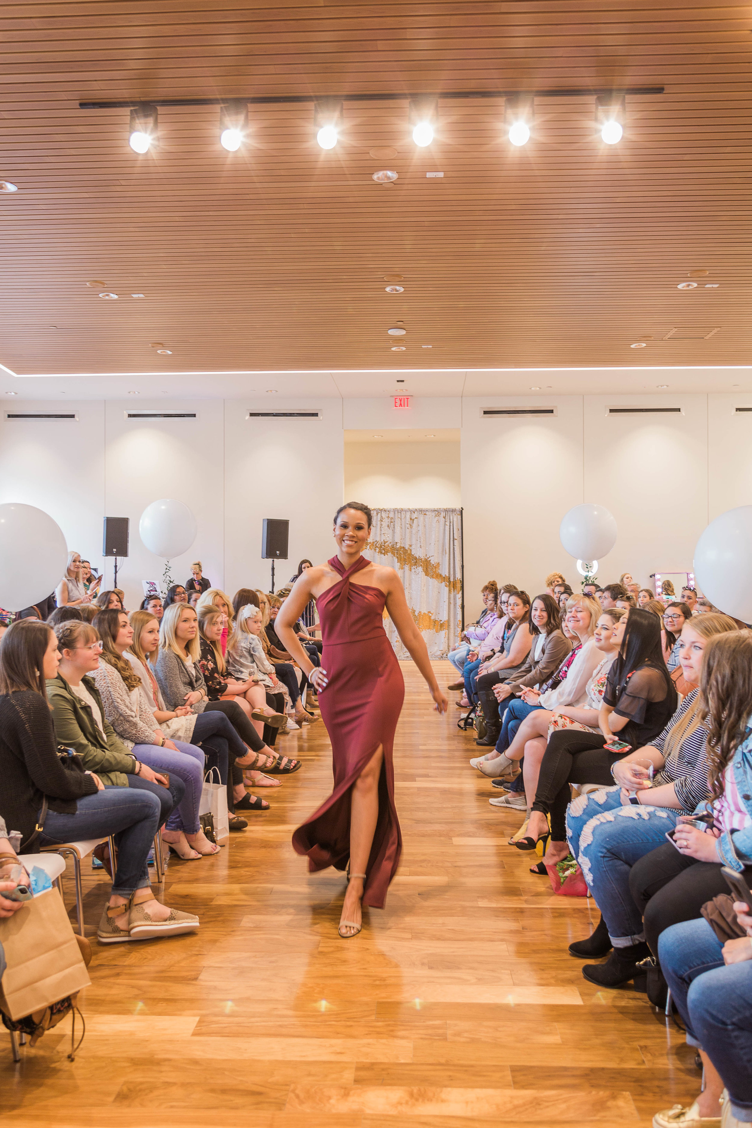 2019 Girl Boss Events Bridal Fashion Show in collaboration with Carrie Karibo Bridal and Glam on the Go LLC