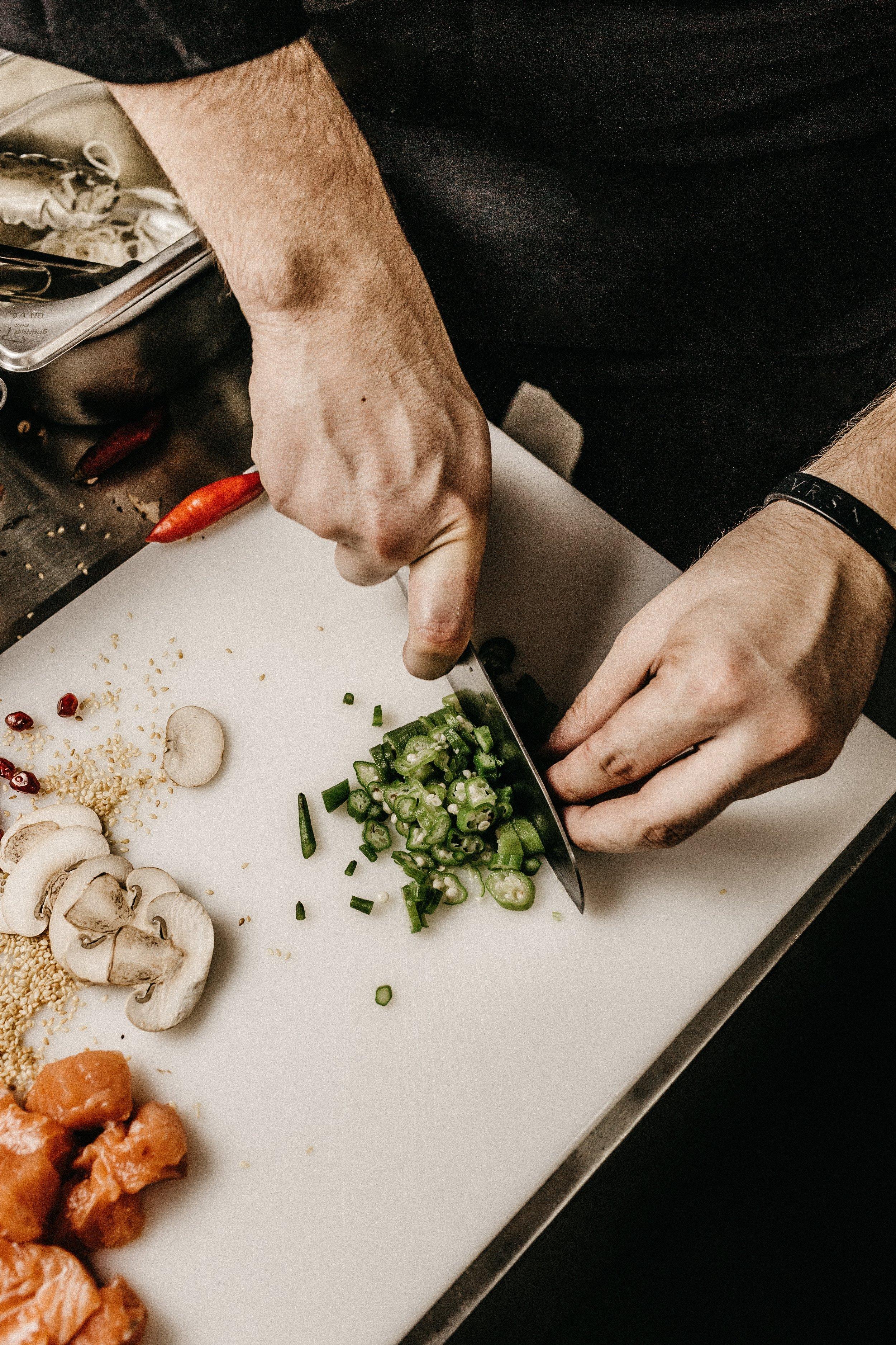 Private Chef Services - Custom Pricing