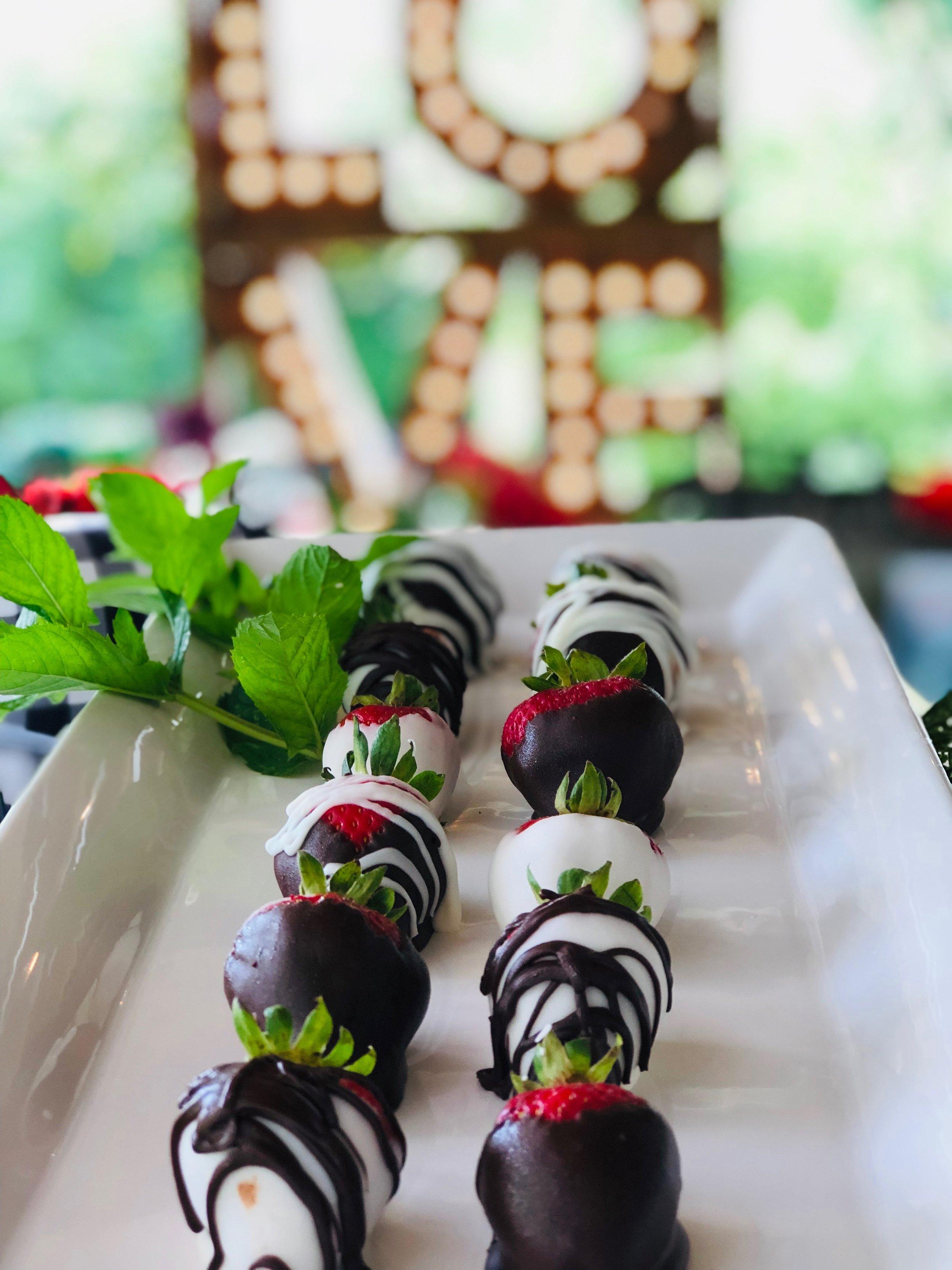 Indulgence Chocolate Covered Strawberries