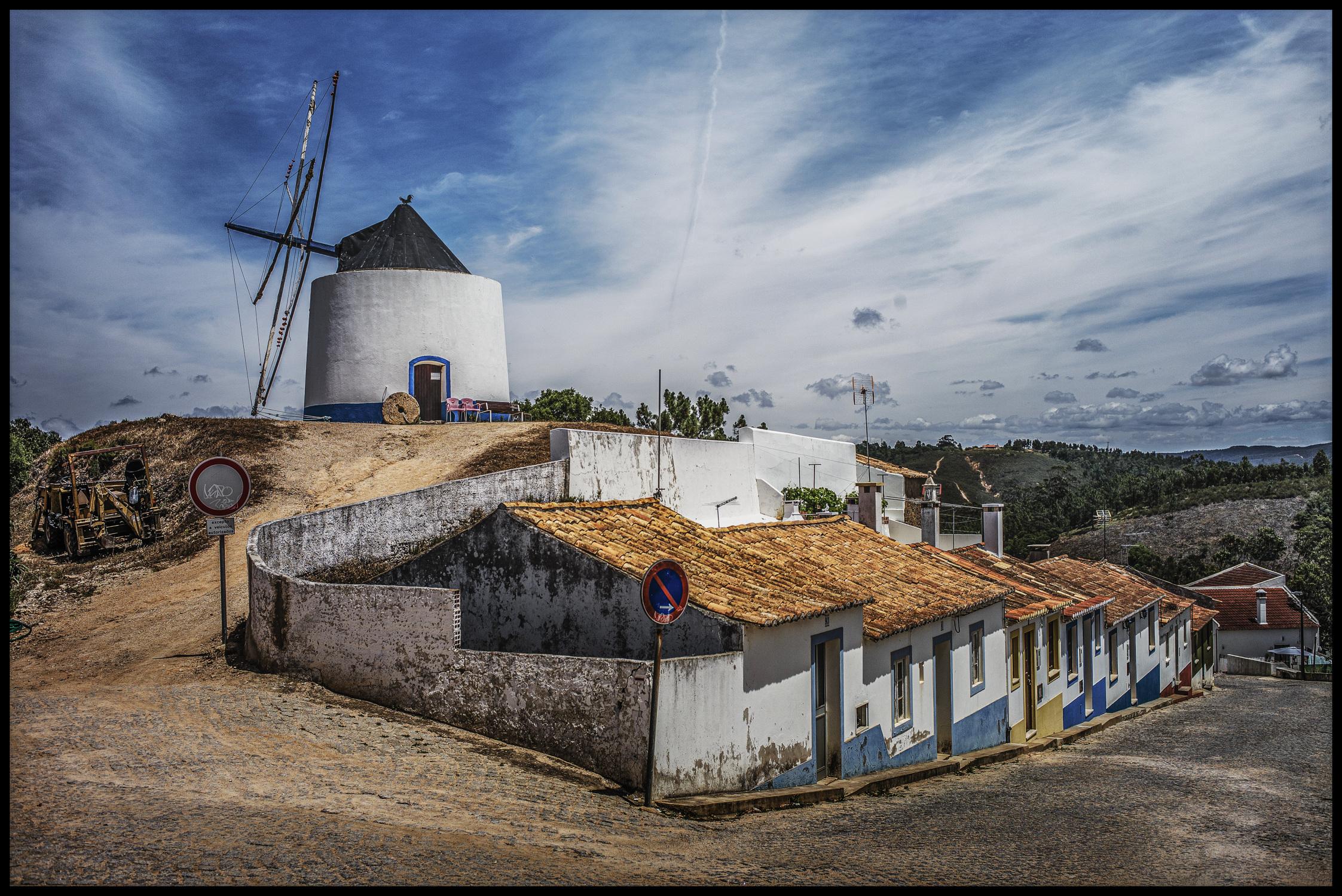Odeceixe, Algarve, Portugal