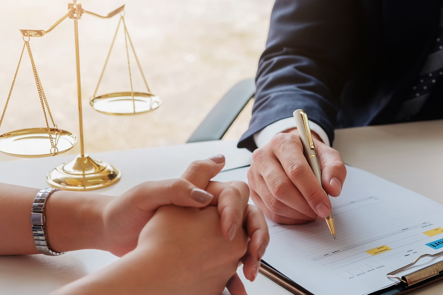 probate/trust administration - The passing of a loved one is never easy. We can help you navigate through this difficult and often complex process.