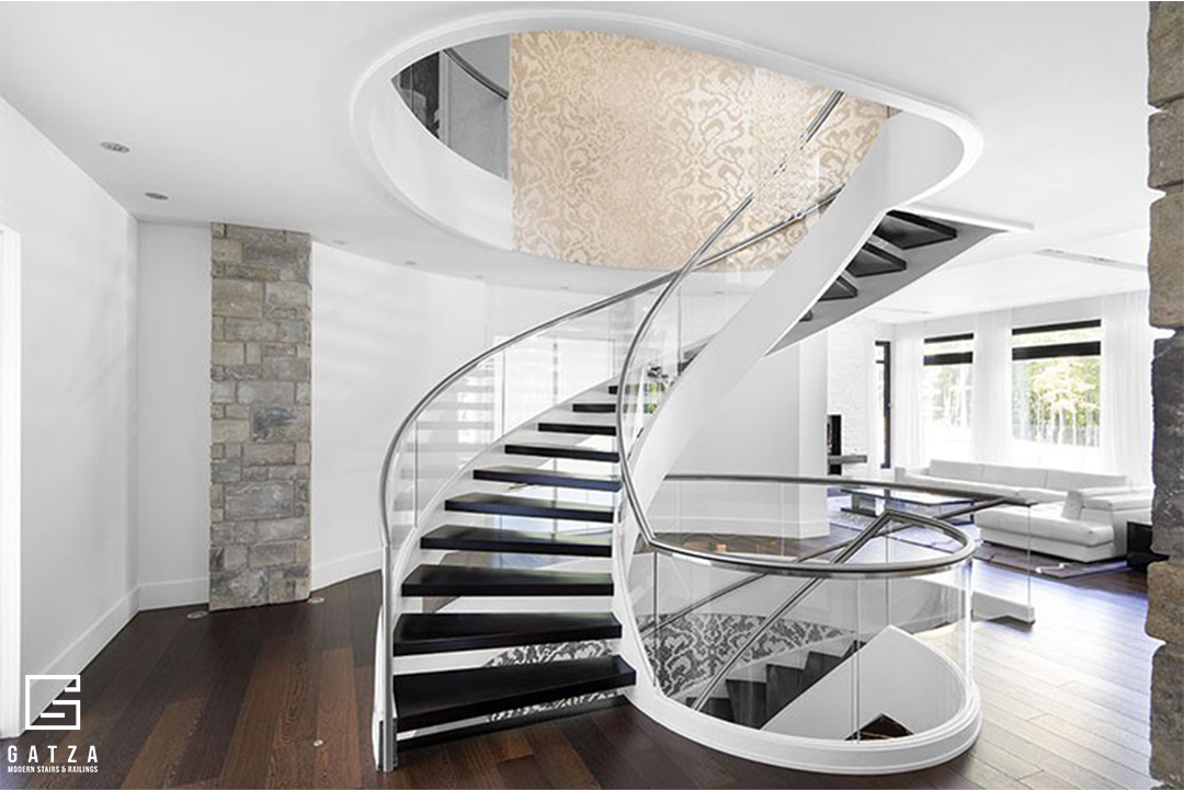 PREMIUM CURVED STAIRCASE