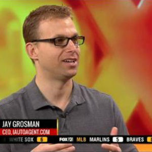 A Bit About Jay Grosman, Founder and CEO of iAuto Agent -