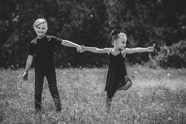 Brother and Sister Duo! Adorable partner dancer shoot! #dancephotos  #jeanamarinophotography  For @dancebycarly Studio ✨