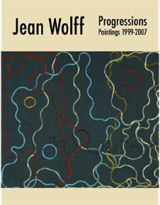Progressions , a catalog of Jean's paintings from 1999-2007, is available for purchase on Amazon. Click  here  to visit site