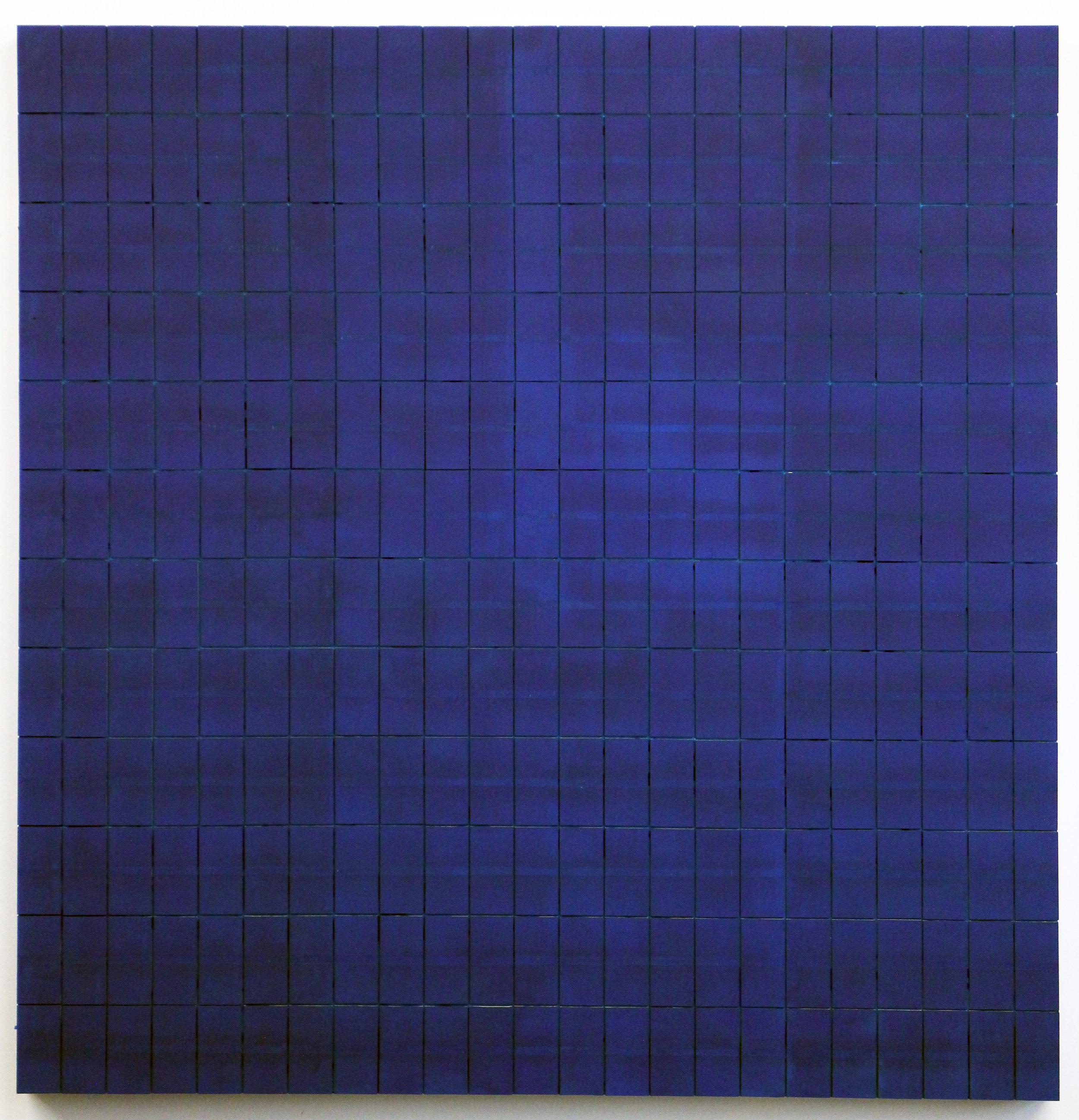 Blue Homograph